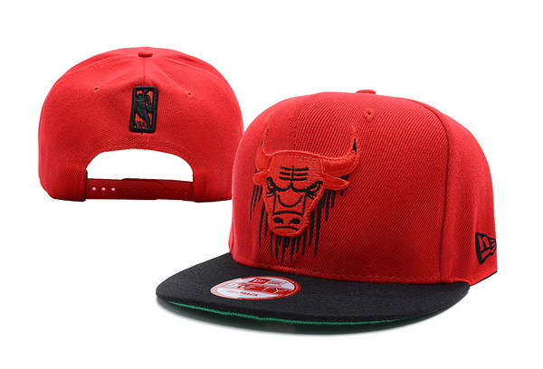 Chicago Bulls NBA Snapback Hat XDF236